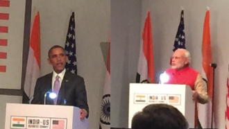 Obama, Modi, and the Republic Days